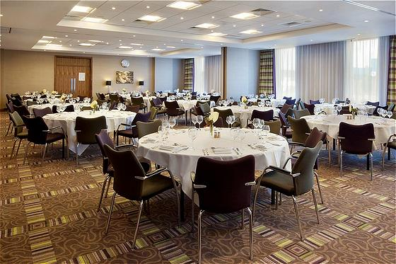 Holiday Inn Reading Christmas Party RG14