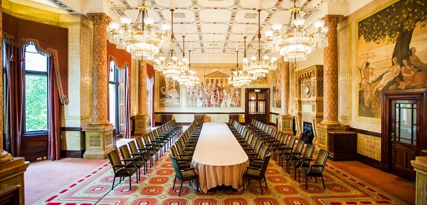 One Whitehall Conference Venue SW1 boardroom meeting