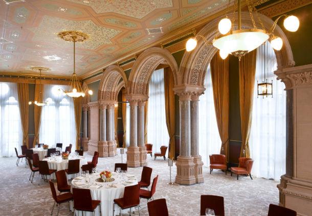 St Pancras Renaissance Conference Venue NW1