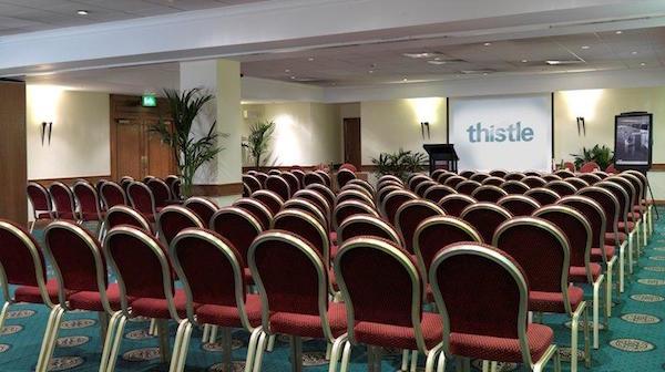 Thistle Birmingham Conference Venue B4