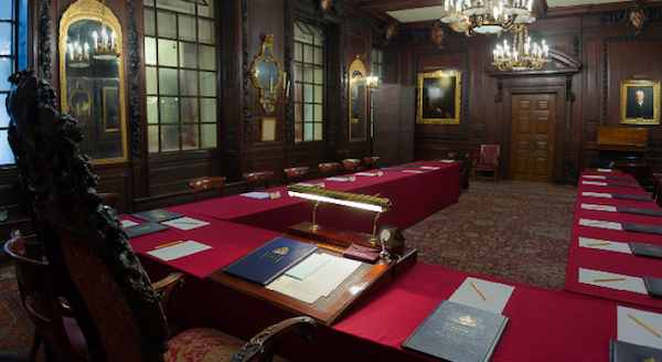 Vintners Hall Venue Hire EC4V