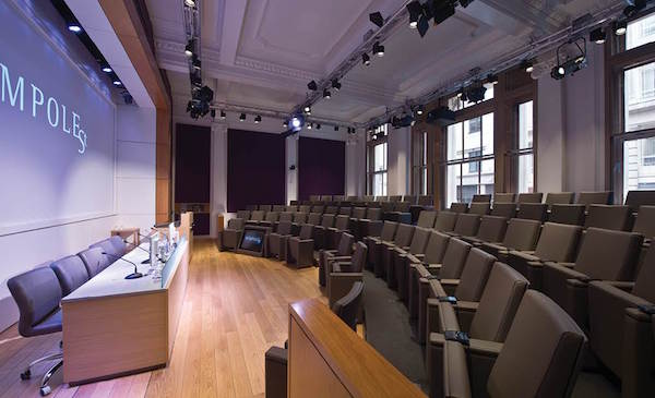1 Wimpole Street Conference W1G
