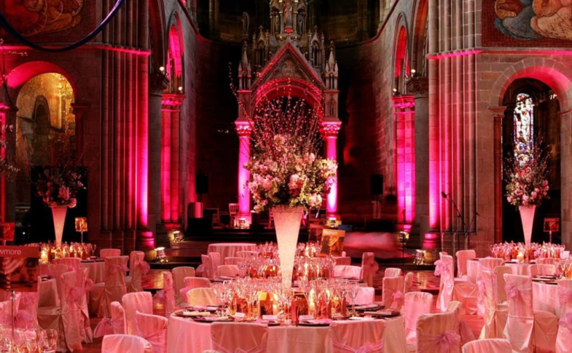 Mansfield Traquair Venue Hire EH3- Corporate dinner in the function room
