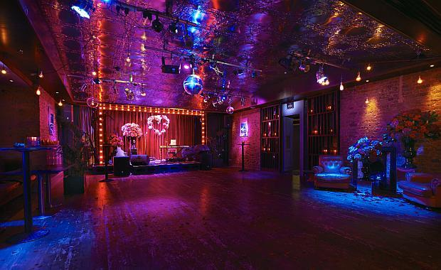 Century Club Christmas Party W1D