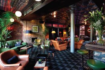Century Club Venue Hire W1D