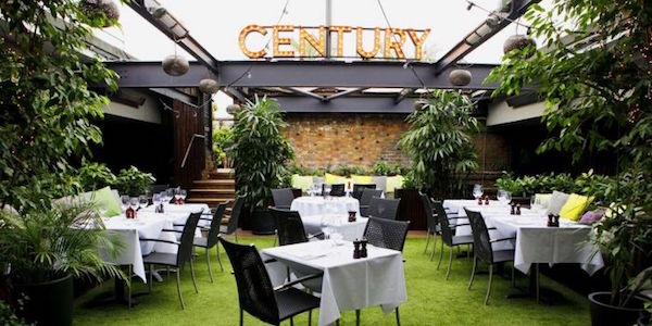 Century Club Terrace Summer Party W1D