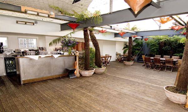 Century Club Terrace Summer Party W1D