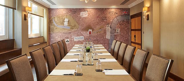 Jumeirah Lowndes Venue Hire SW1 small meeting room