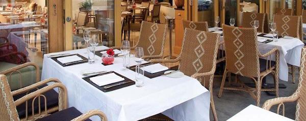 Jumeirah Lowndes Venue Hire SW1 restaurant inside hotel