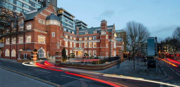 Lalit London Hotel Venue Hire SE1