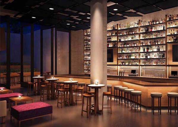 Nobu Hotel Shoreditch Venue Hire EC2A