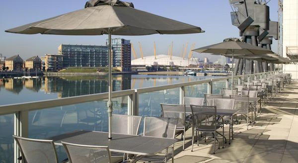 Novotel Canary Wharf Venue Hire E16