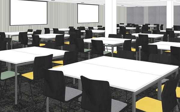 Cloth Hall Court Conference Venue LS2- Seminar room for private hire