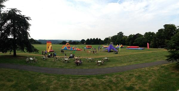 Parkstead Summer Party Venue SW15