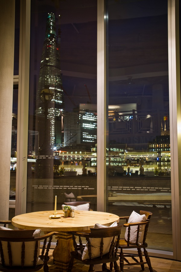 Oyster Shed Venue Hire EC4R
