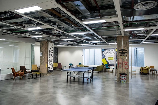 CodeNode Venue Hire EC2M