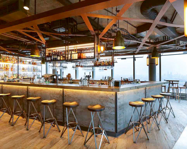 BOKAN 39 Roof Terrace E14 – NEW OPENING 2017