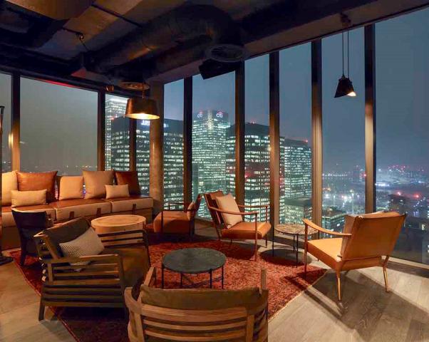 BOKAN 39 Roof Terrace E14