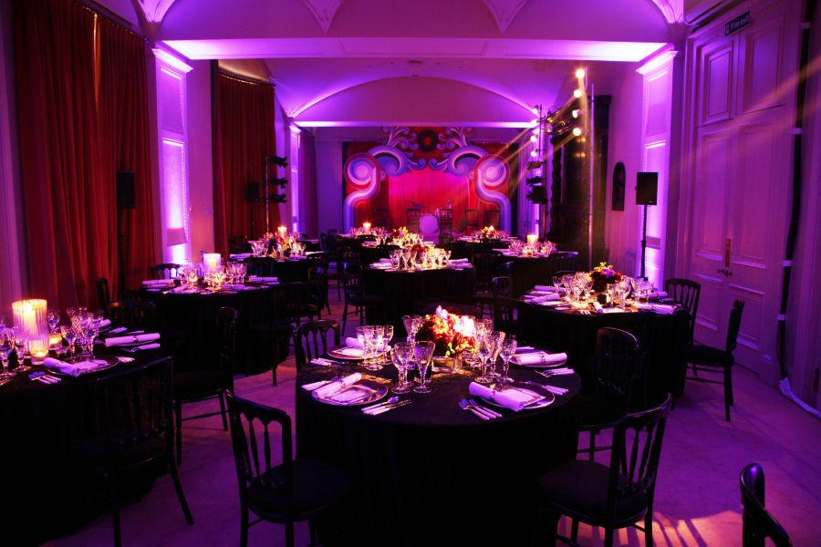 Kent House Knightsbridge Summer Party Venue SW7