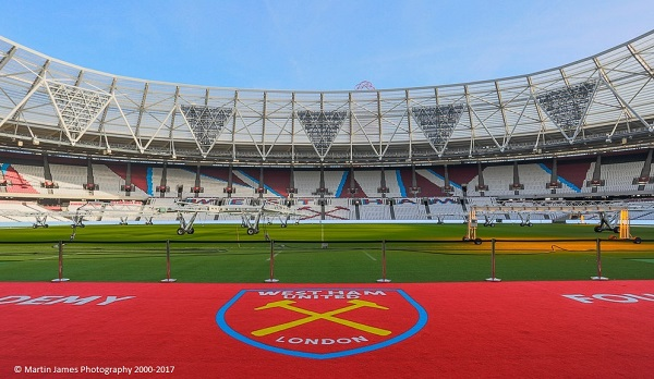 London Stadium Summer Party Venue E20
