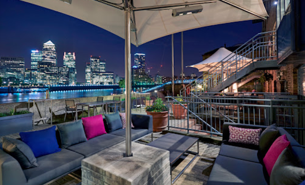 DoubleTree by Hilton Docklands Summer Party SE16
