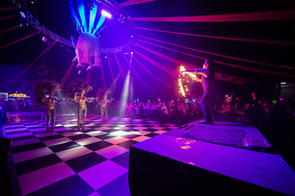 Dream Circus Shared Christmas Party Essex CM11