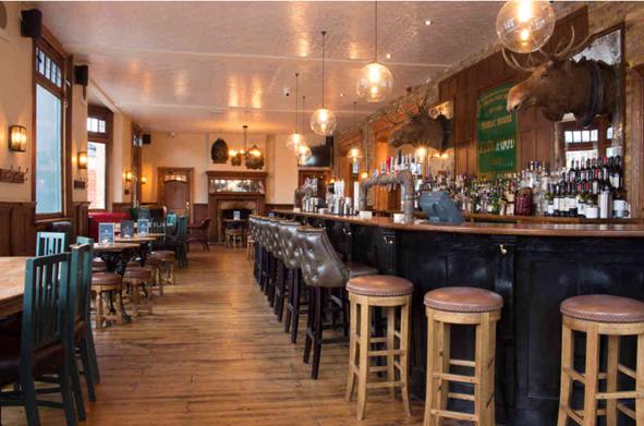 Ealing Park Tavern Venue Hire W5