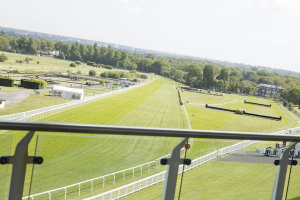 Sandown Park Racecourse Summer Party Venue KT10