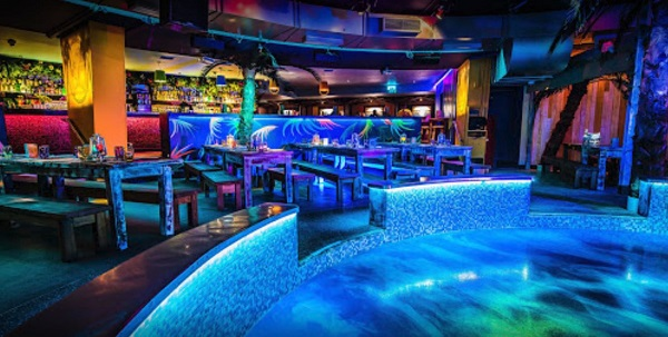 Tropicana Beach Club Summer Party Venue