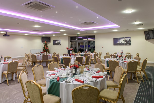 Kempton Park Racecourse Christmas Party Venue TW16