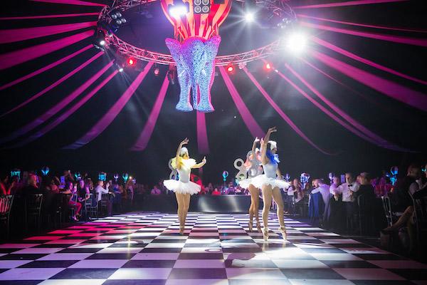 Dream Circus Essex Christmas Party Venue CM11