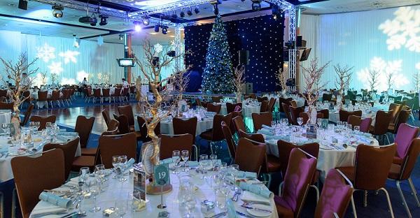 Epsom Racecourse Christmas Party Venue KT18