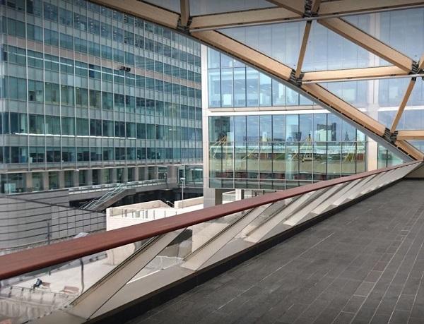 Giant Robot Canary Wharf Venue Hire E14