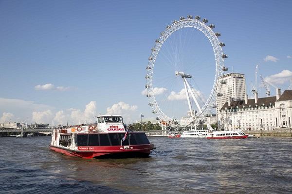 MV Mayflower Garden City Cruises Venue Hire