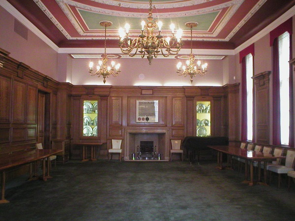 Pewterers Hall Christmas Party Venue EC2V