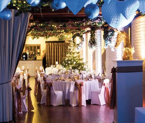 Tudor Barn Christmas Party Venue SE9